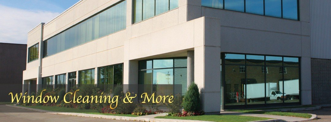 window cleaning services for company building in forks township pa
